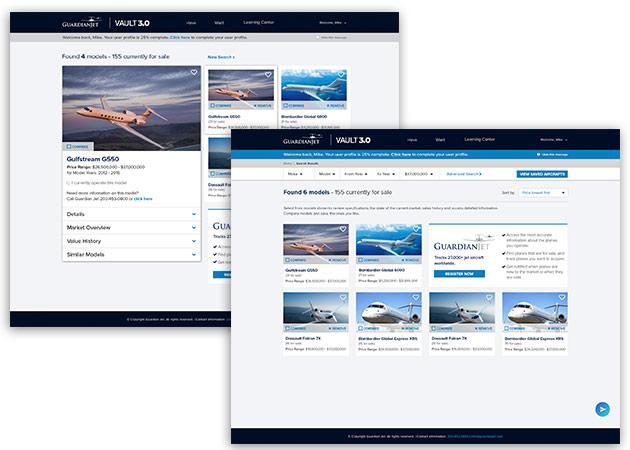 Aviation Marketing for Guardian Jet by Mediaboom