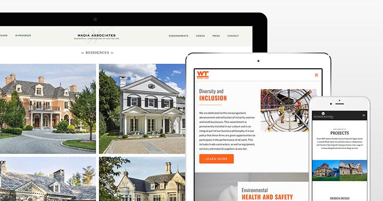 Construction Websites – 15 Stellar Examples