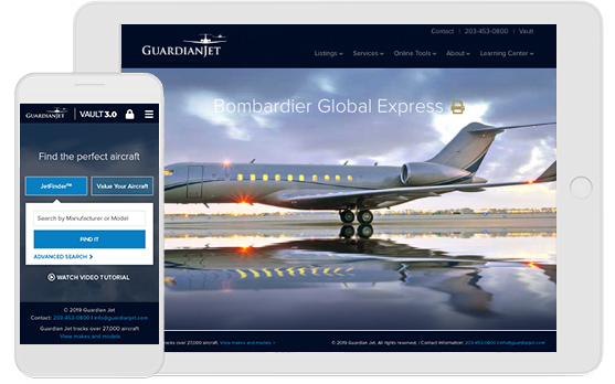 Mediaboom assists Guardian Jet with Aviation Marketing