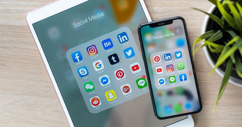 social media marketing for financial