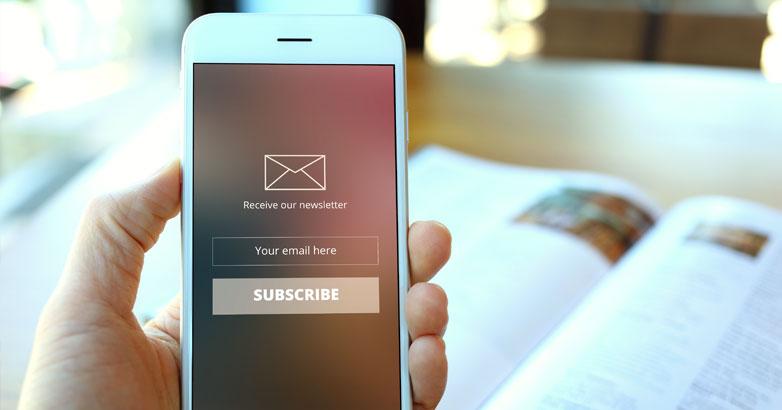 email marketing financial advisors