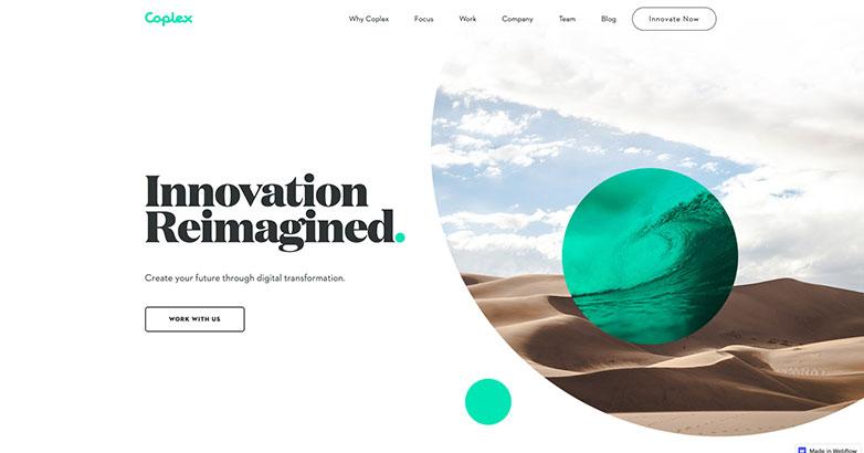 10 of the Best Examples in Venture Capital Website Design