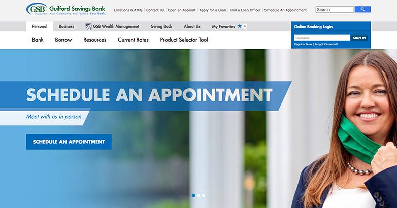 Bank Website Design – 25 Designs You Must See