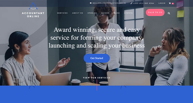 accountant online website