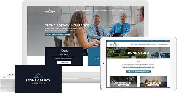 Stone Agency Website