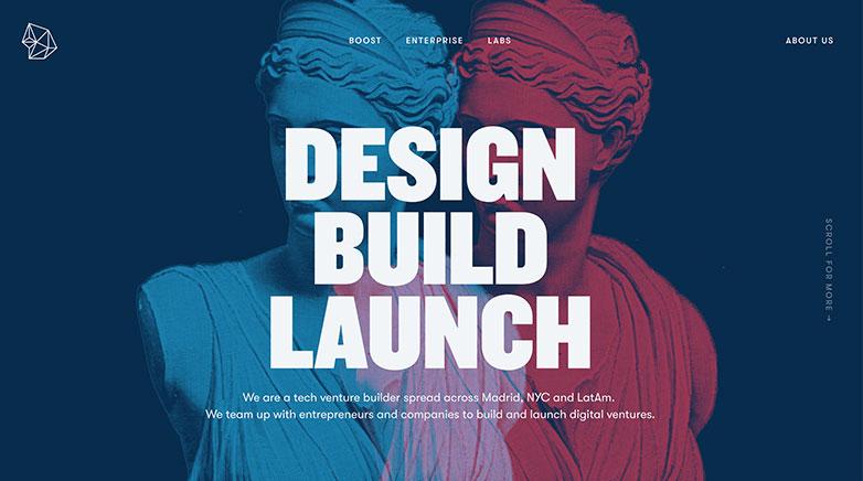 B2B Website Design – 10 Professional Examples