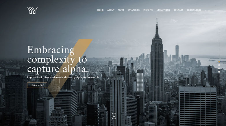 Hedge Fund Websites – 10 Must-See Examples
