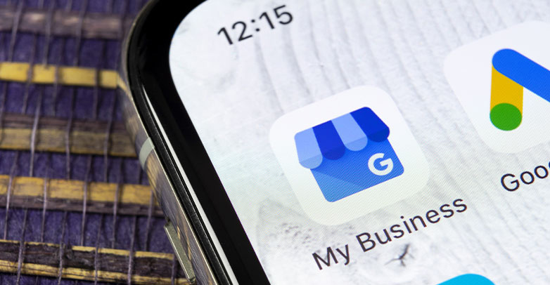 Google My Business drives customers to your website