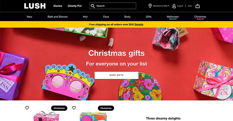 lush digital branding services