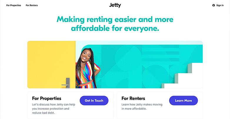 jetty website