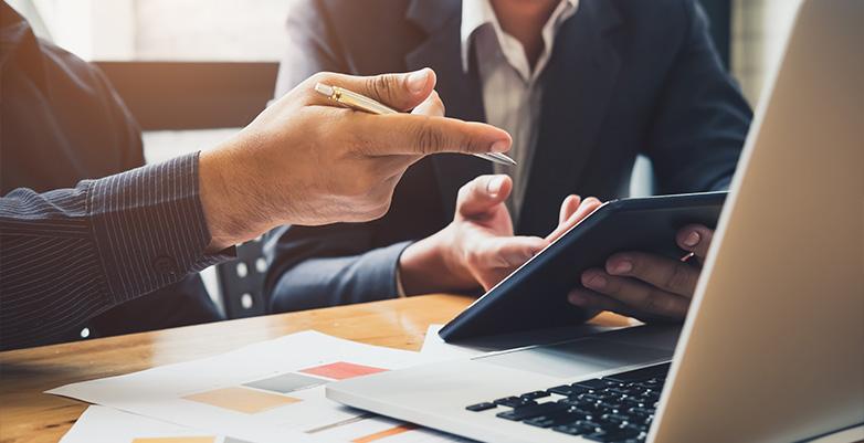 digital marketing financial advisors