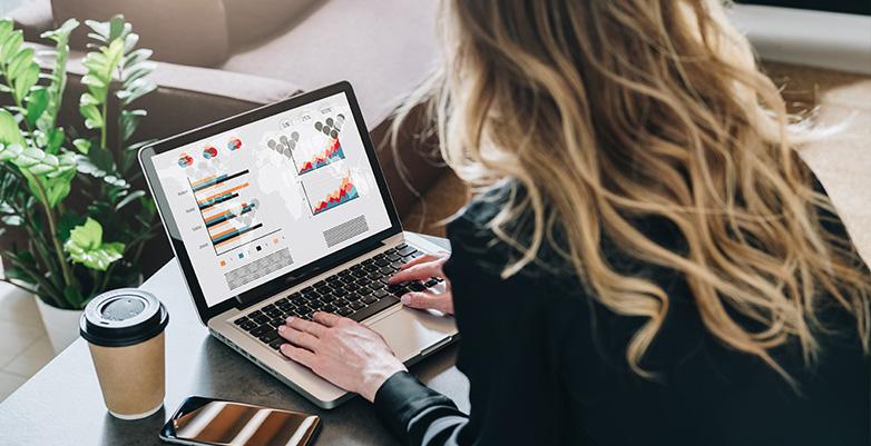 financial company digital marketing