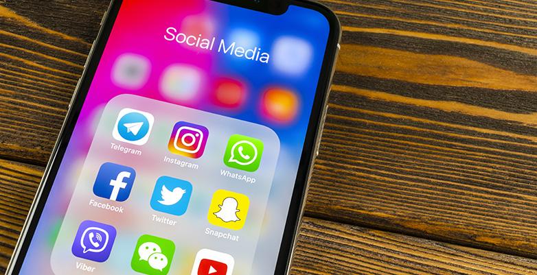 social media for constuction