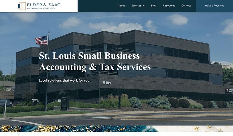 elder and isaac website