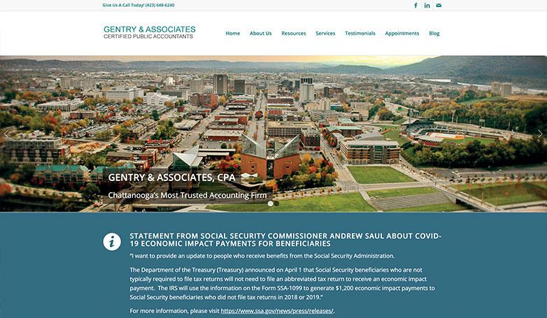 gentray & associates website