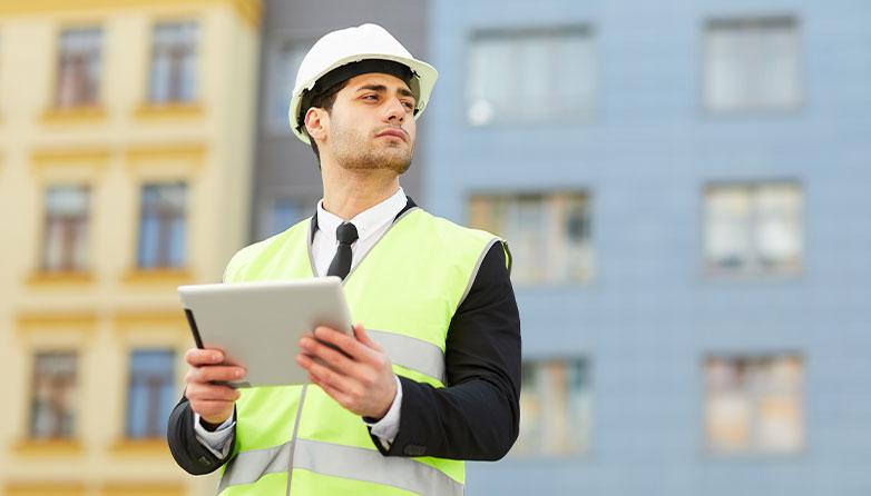 marketing plan construction company