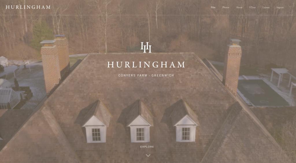 Hurlingham Drive Website