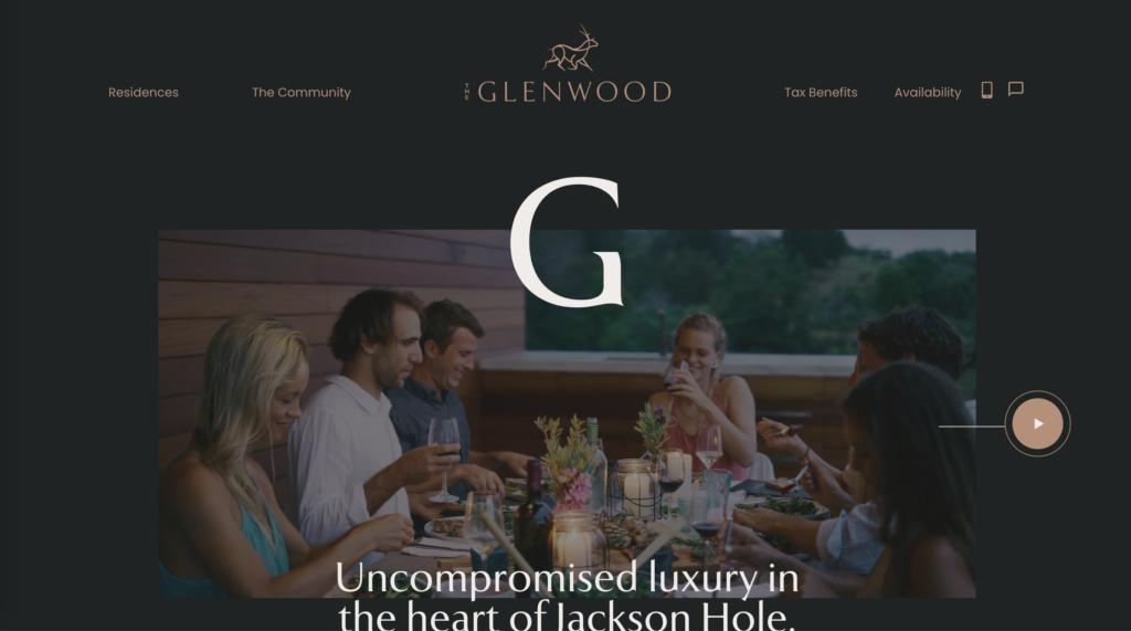 Glendwood Website