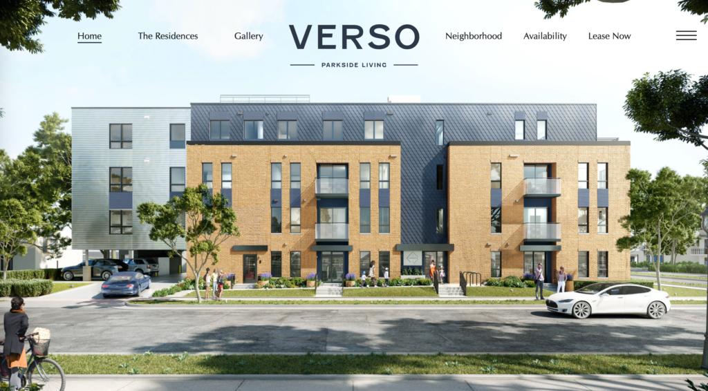 Verso Website