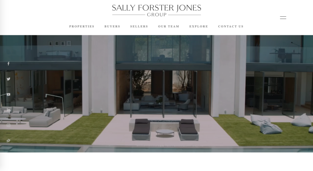 Sally Forester Jones Website