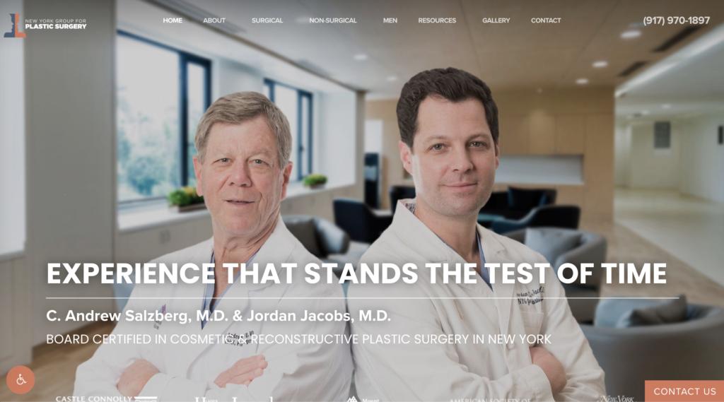 dermatology websites