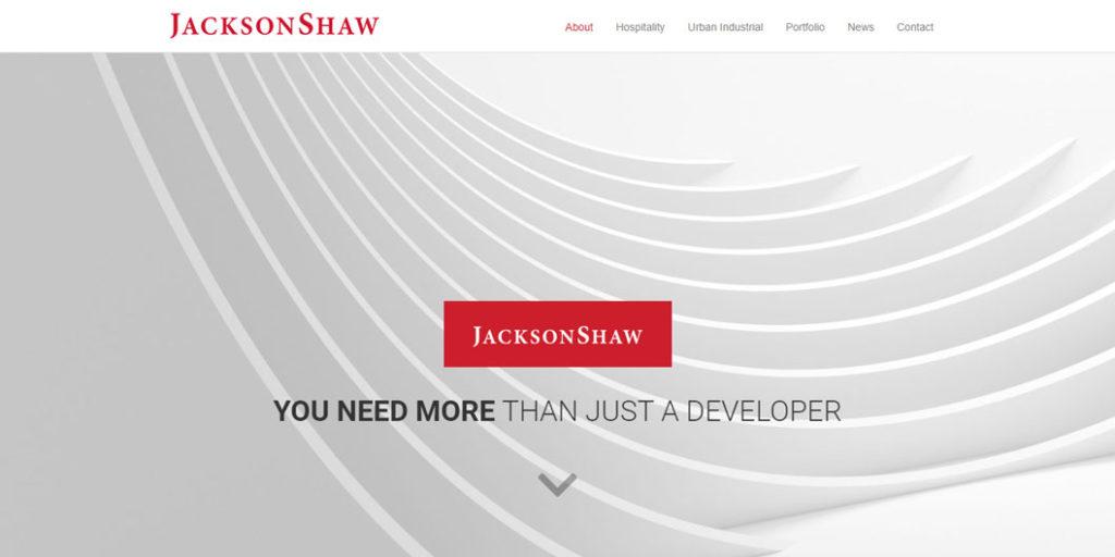 Real estate developers websites