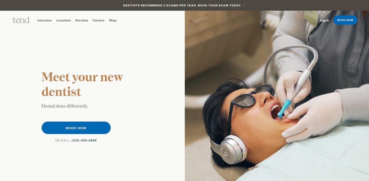 Dental Website Design: 30 Stunning Examples